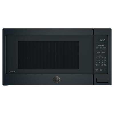 Countertop Microwave In Black Slate With Sensor