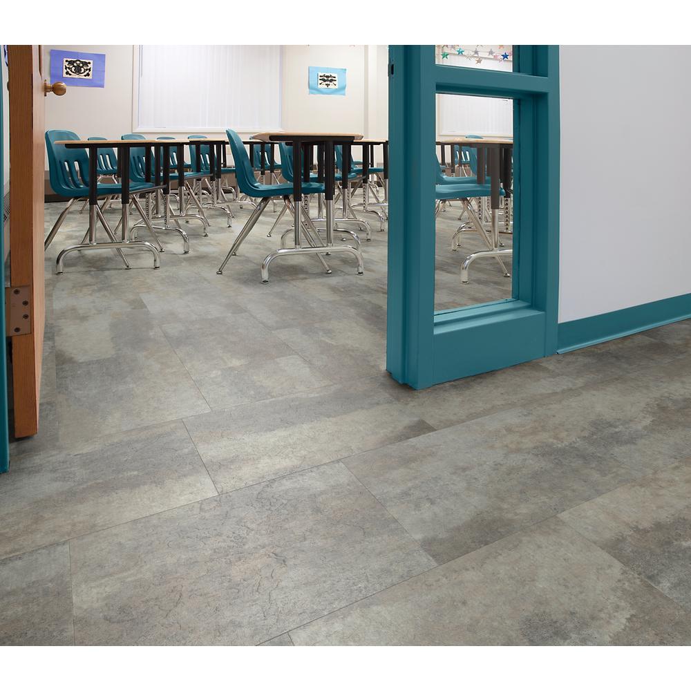 Luxury Vinyl Tile Flooring