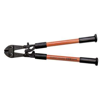 24-1/2 in. Bolt Cutter with Fiberglass Handles