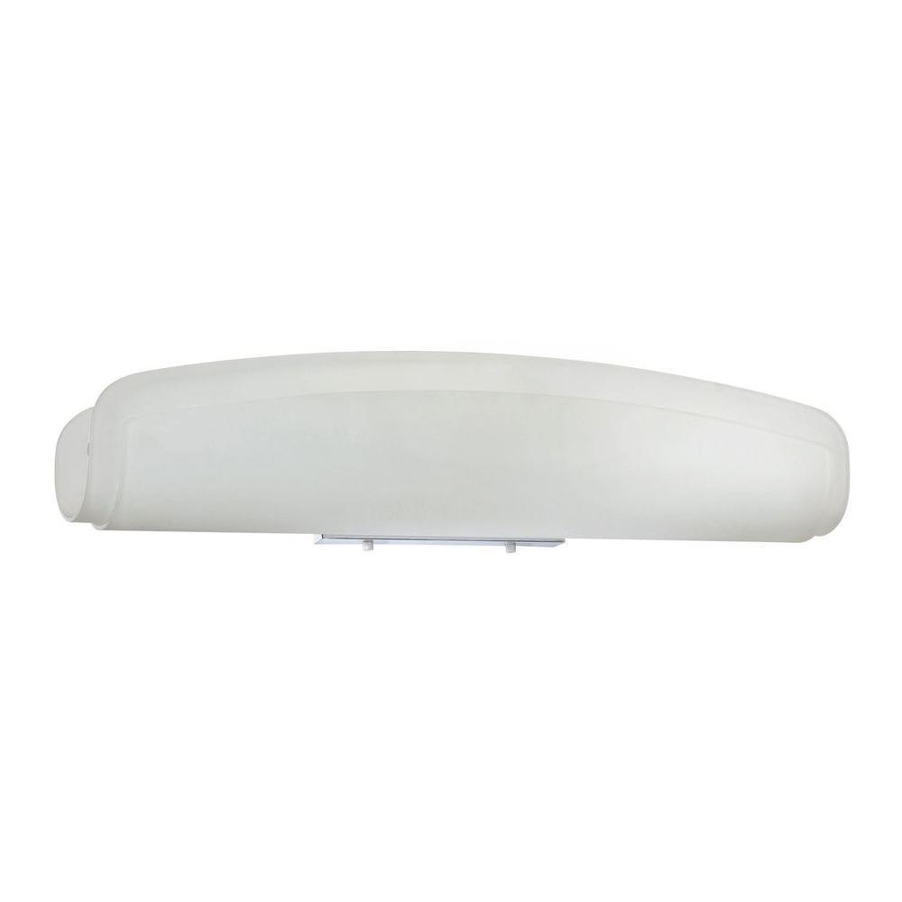 Filament Design Helmi 4-Light Chrome Bath Vanity Light