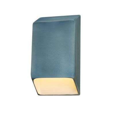 Ambiance Tapered Rectangle Midnight Sky Outdoor Integrated LED Sconce