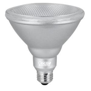 Feit Electric 120W Equivalent Warm White (3000K) PAR38 Dimmable LED Cold Start... by Feit Electric