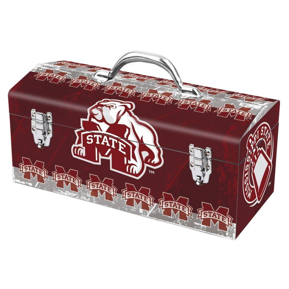16 in. Mississippi State University Art Tool Box