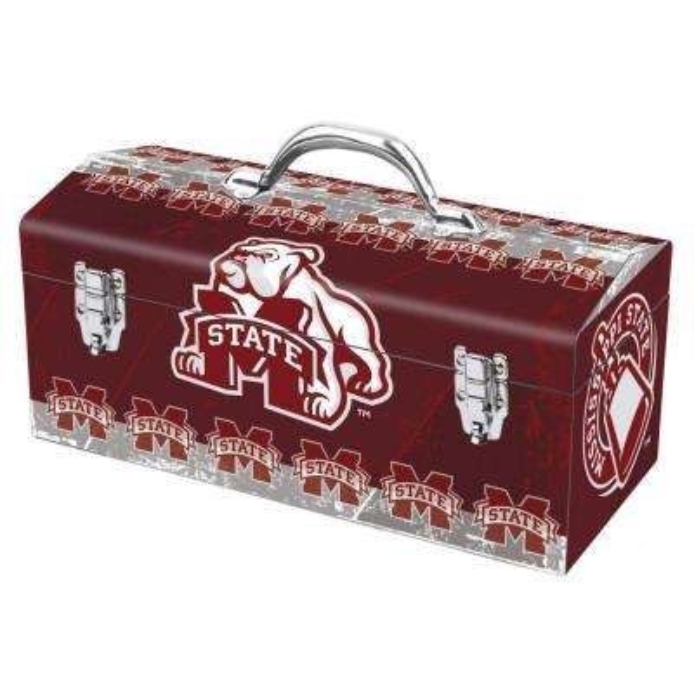 16 in. Mississippi State University Art Tool Box