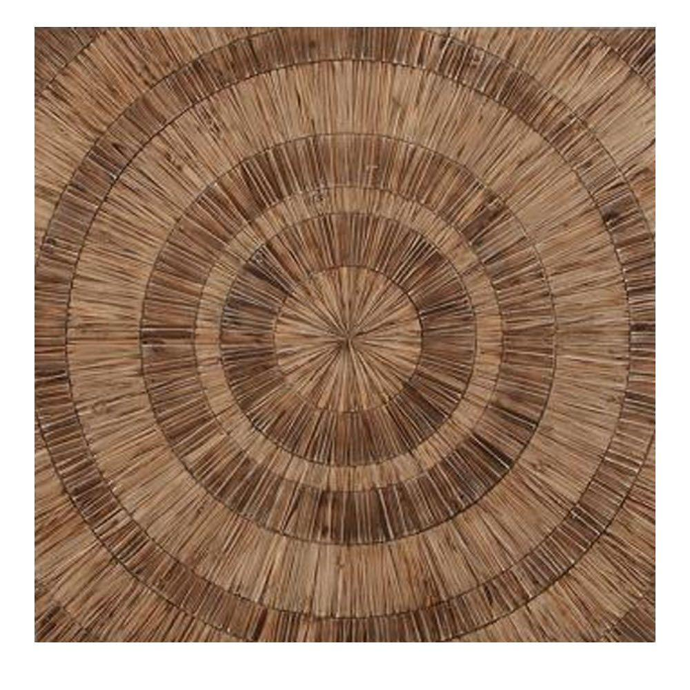 Home Decorators Collection Frescia 47 in. x 47 in. Wood Wall Art