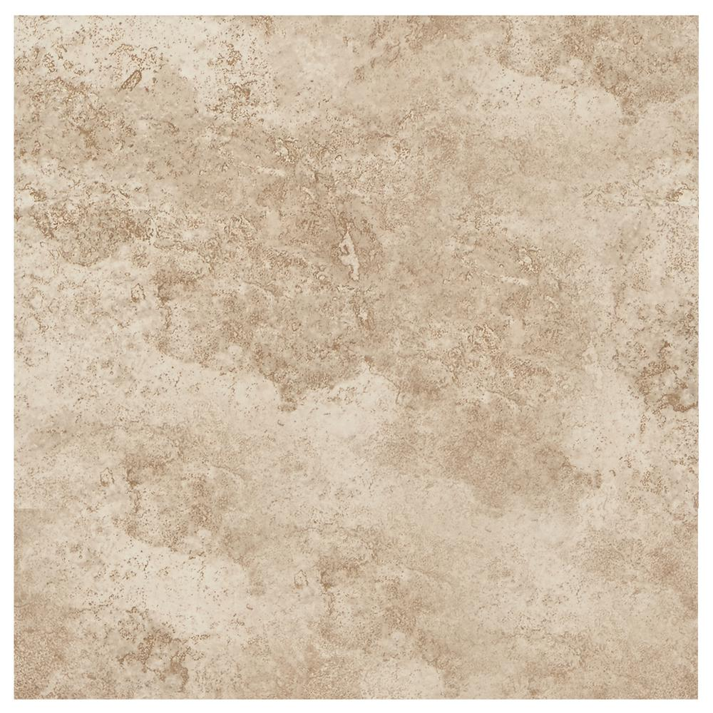 Montagna Cortina Avorio 18 in. x 18 in. Porcelain Floor and