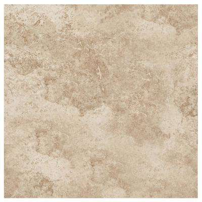 Montagna Cortina Avorio 18 in. x 18 in. Porcelain Floor and Wall Tile (17.6 sq. ft. / case)