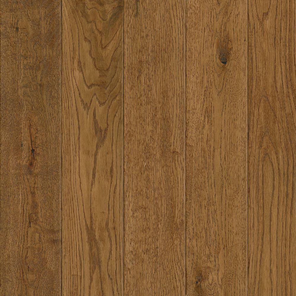 Bruce American Vintage Prairie Oak 3 4 In Thick X 5 Wide