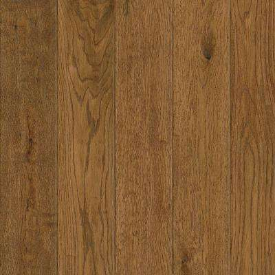 American Vintage Prairie Oak 3/4 in. Thick x 5 in. Wide x Varying L Solid Scraped Hardwood Flooring (23.5 sq.ft. / case)