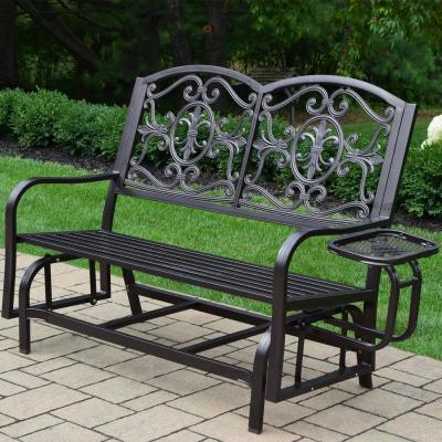 Lakeville Metal Outdoor Glider