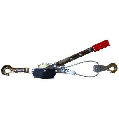 2-Ton Cable Puller - import