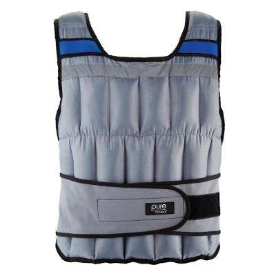 40 lb. Adjustable Weighted Vest