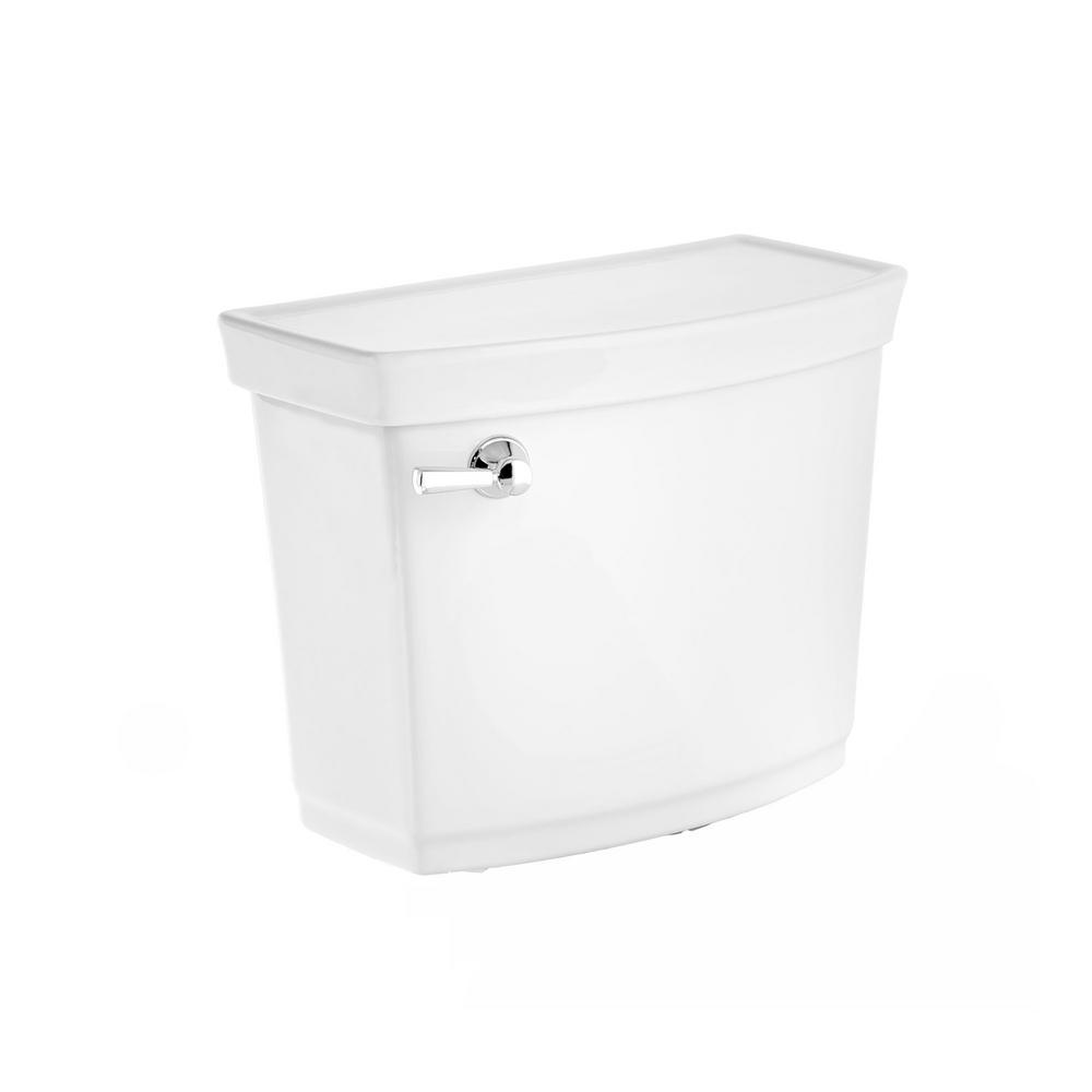 American Standard Ultima VorMax 1.28 GPF Single Flush Toilet Tank Only in White
