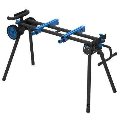 Universal Rolling Mobile Miter Saw Stand
