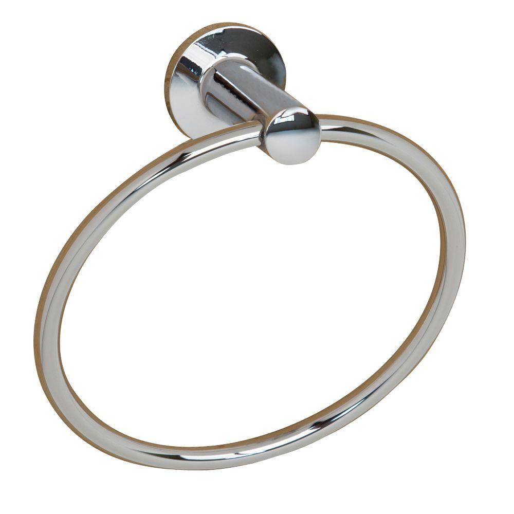 Barclay Products Flanagan Towel Ring in Chrome