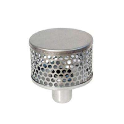 2 in. Clear Water Pump Strainer