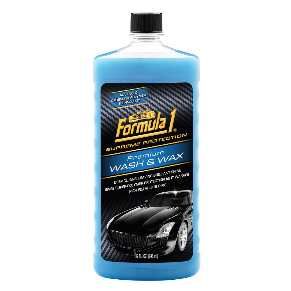Premium Wash and Wax