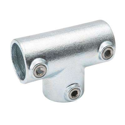 1-1/4 in. Galvanized Structural Steel Three Socket Tee (2-Pack)