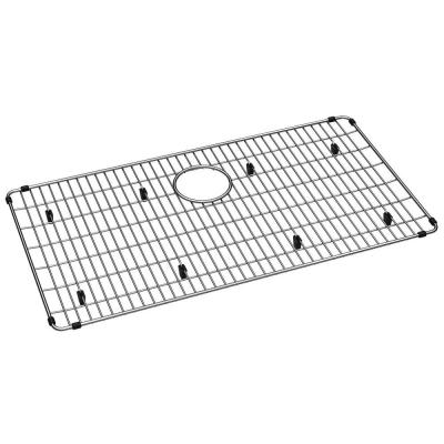 28.25 in. x 15.25 in. Bottom Grid for Kitchen Sink in Stainless Steel