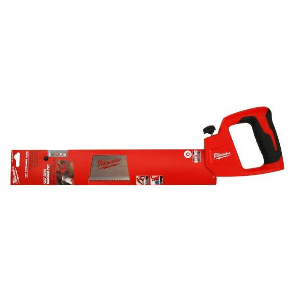 15 in. Hack Saw with Steel Handle