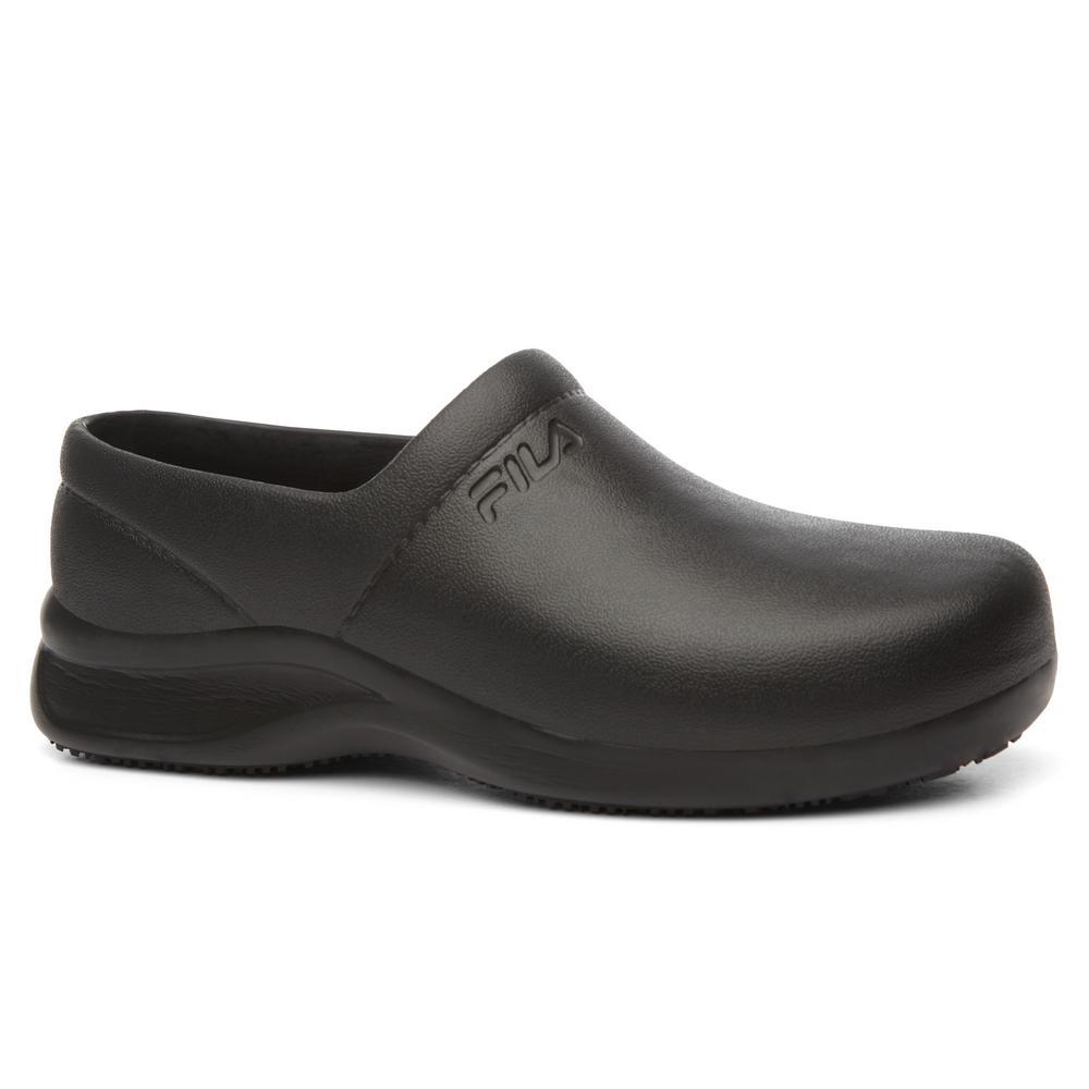 Galvanize Men Size 10 Black Work Shoe