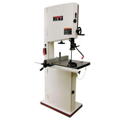 115/230-Volt 1 HP 18 in. Band Saw with Quick Tension