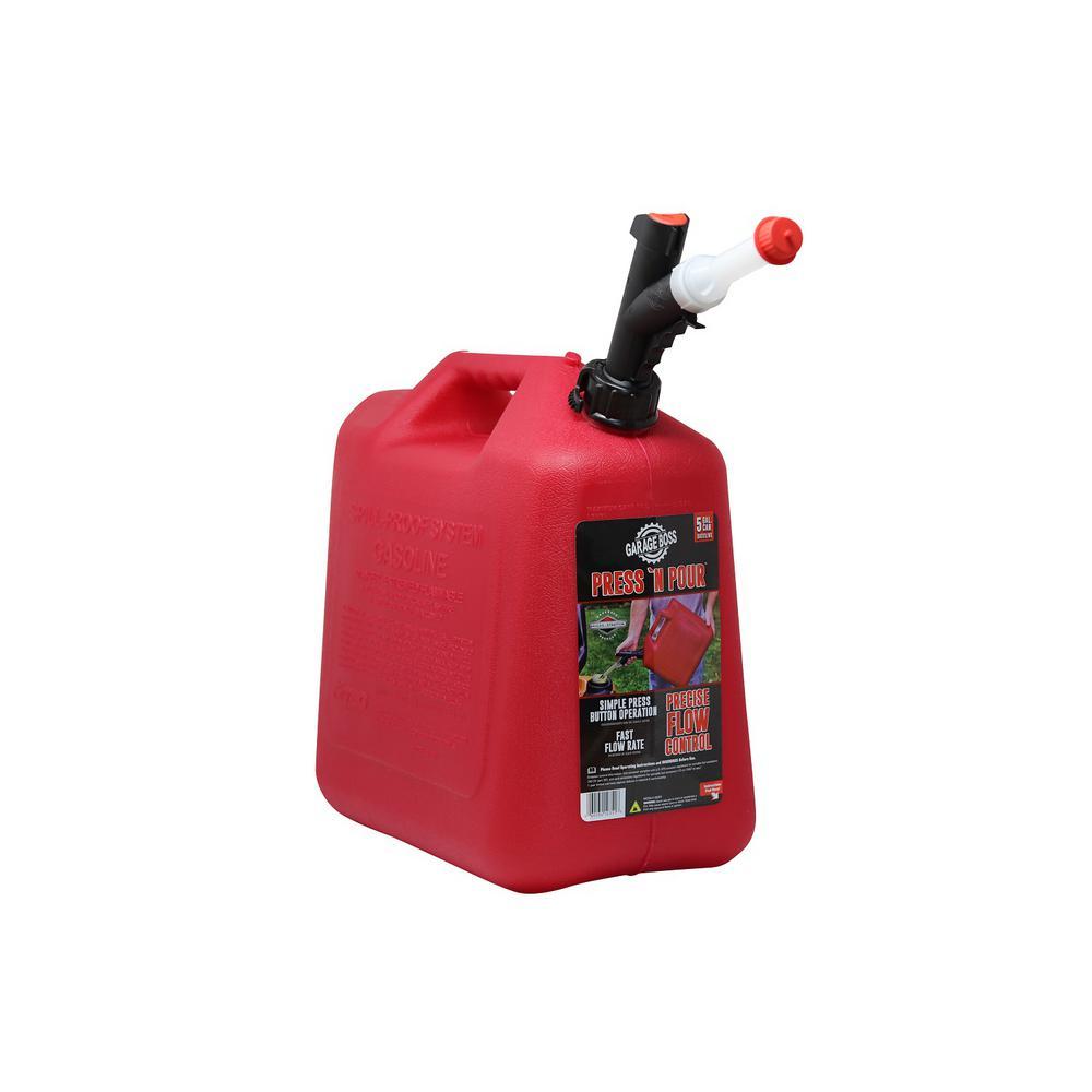 Press N Pour 5 Gal. Gas Can