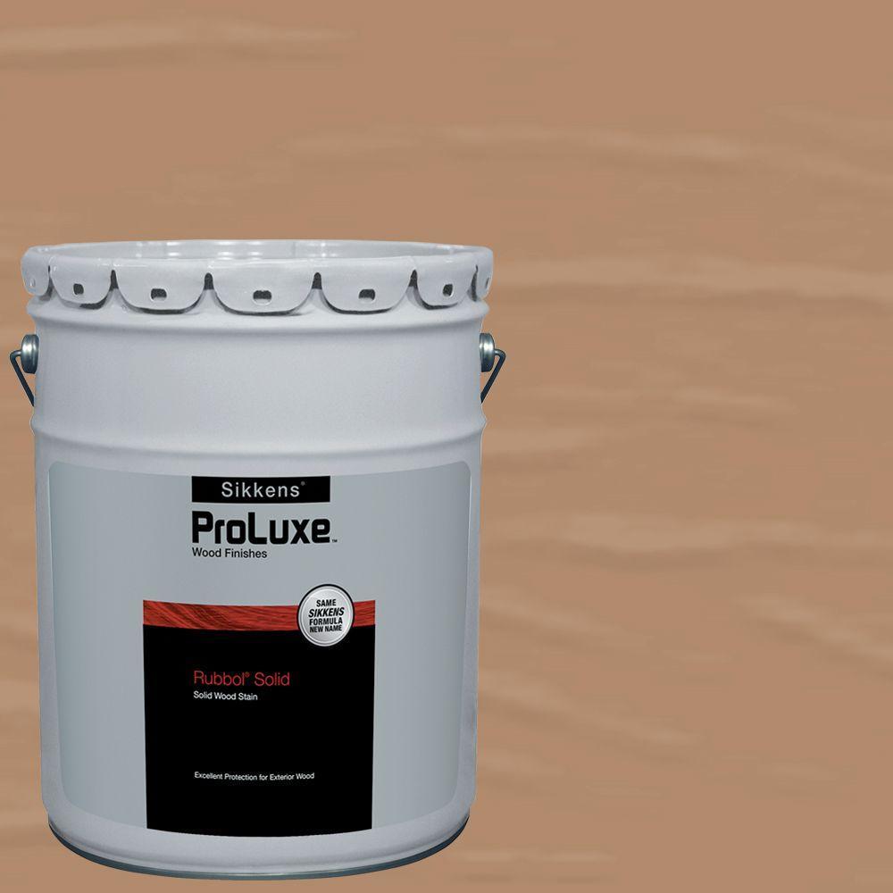 #HDGSIK710-209 Buckskin Rubbol Solid Wood Stain