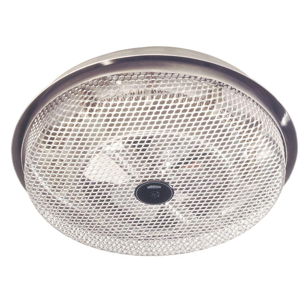 Broan 1,250-Watt Surface-Mount Fan-Forced Ceiling Heater