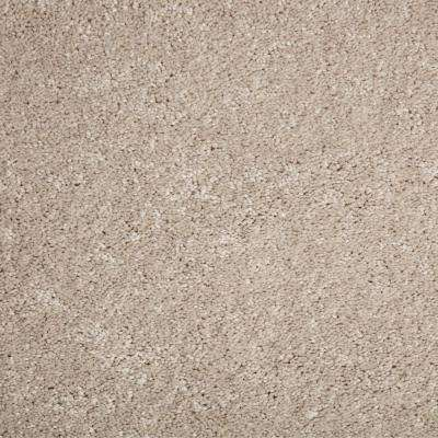 Carpet Sample - Gemini II Color - Artisan Hue Texture 8 in. x 8 in.