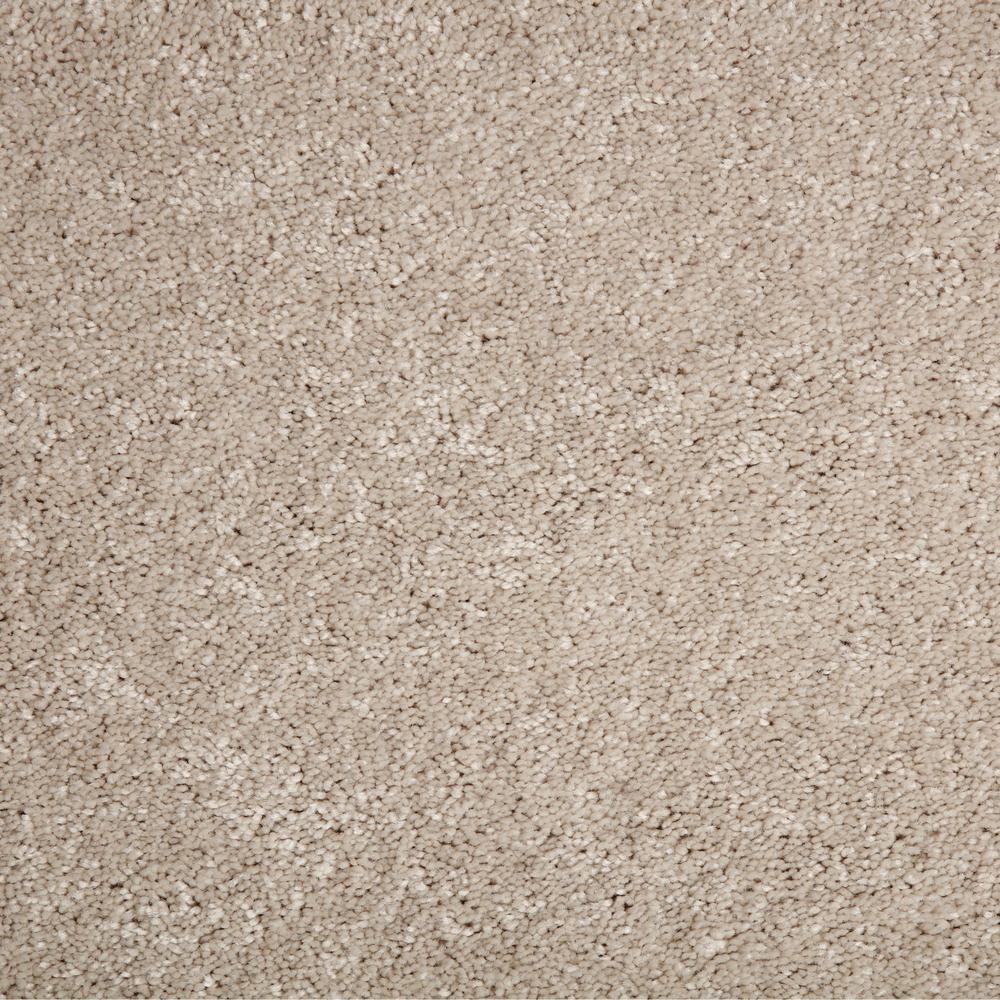 Gemini II-Color Artisan Hue Textured 12 ft. Carpet