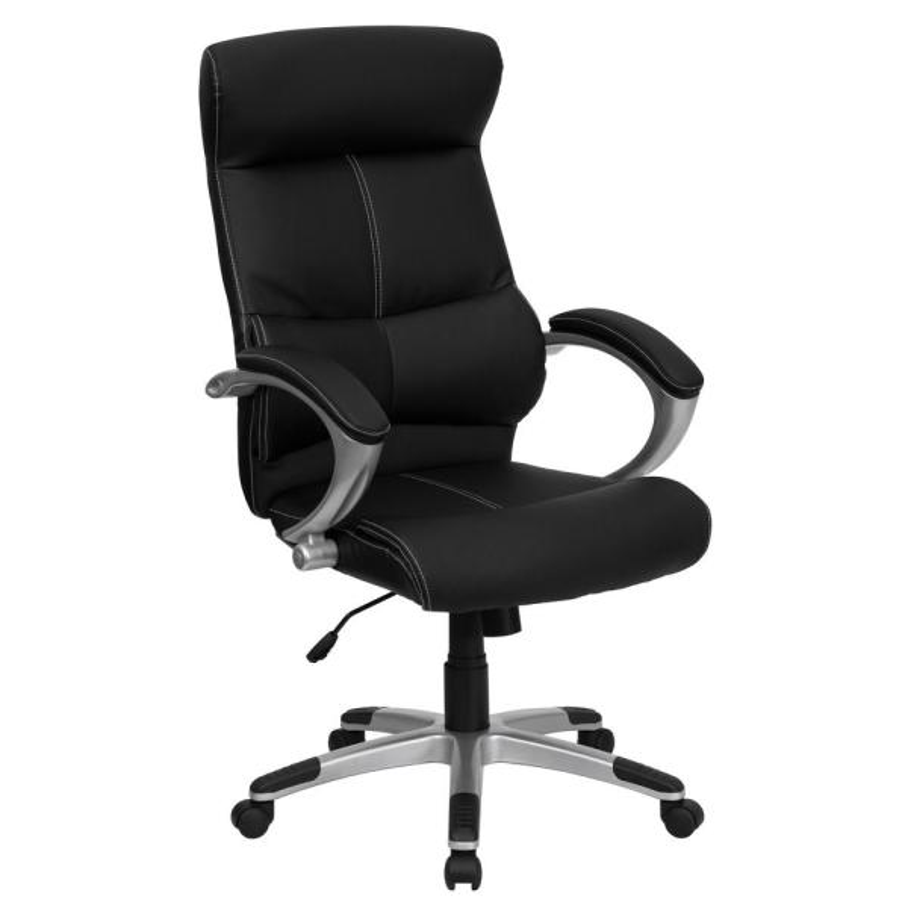 Flash Furniture Black Office/Desk Chair CGA-H-2171-BL-HD
