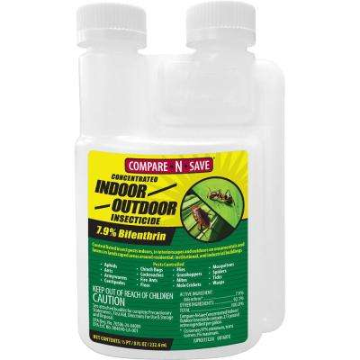 8 oz. Indoor and Outdoor Insect Control