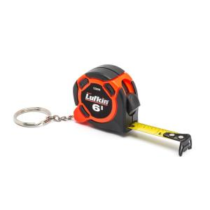 Lufkin 6 ft. Mini Keychain Tape Measure by Lufkin