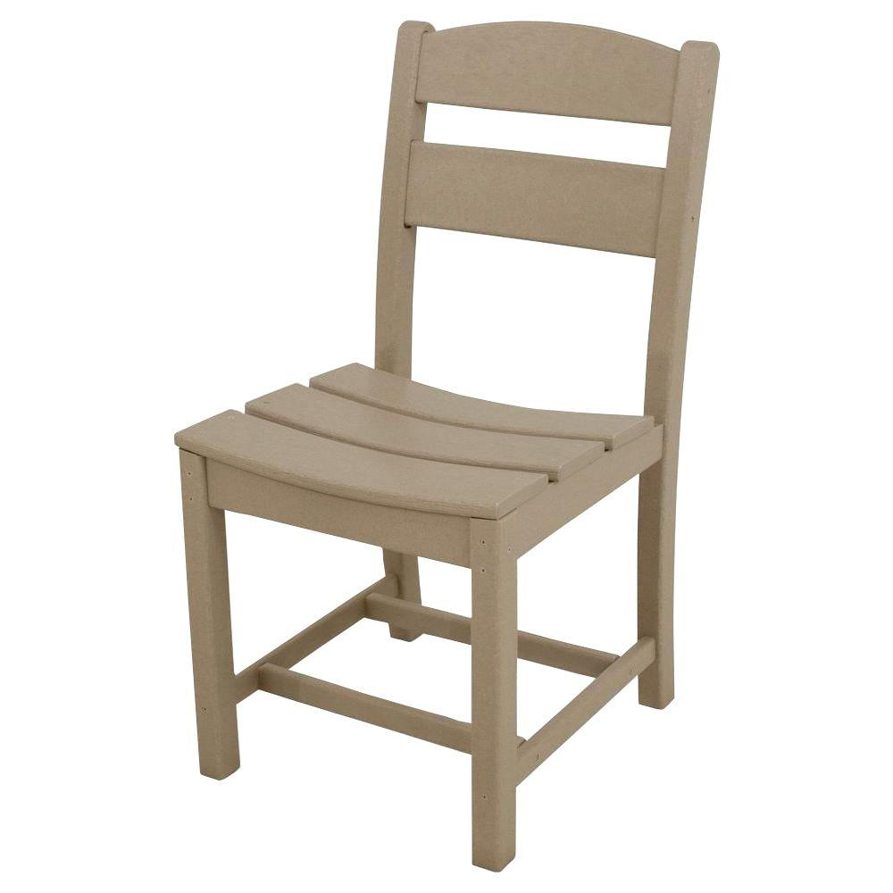 Ivy Terrace Classics Sand All-Weather Plastic Outdoor Din...