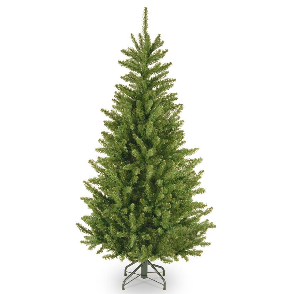 4.5 ft. Natural Fraser Slim Fir Tree
