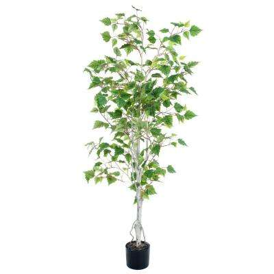 5 ft. Birch Artificial Tree