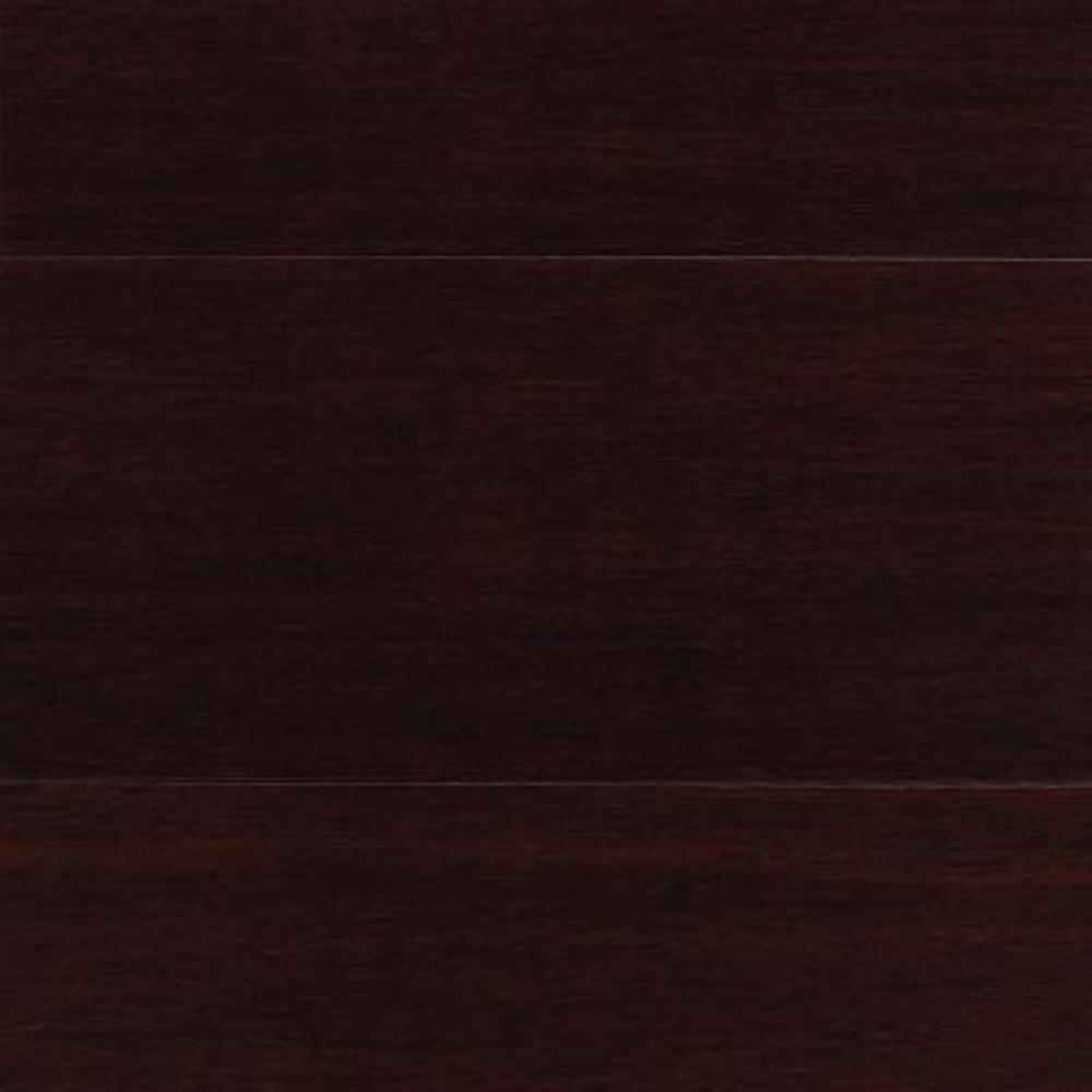 null Take Home Sample - Strand Woven Java Solid Bamboo Flooring - 5 in. x 7 in.