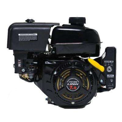 7 HP 3/4 in. Horizontal Shaft Electric Start Gas Engine