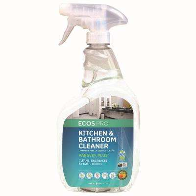 32 oz. Trigger Spray Parsley Plus All-Purpose Kitchen-Bathroom Cleaner