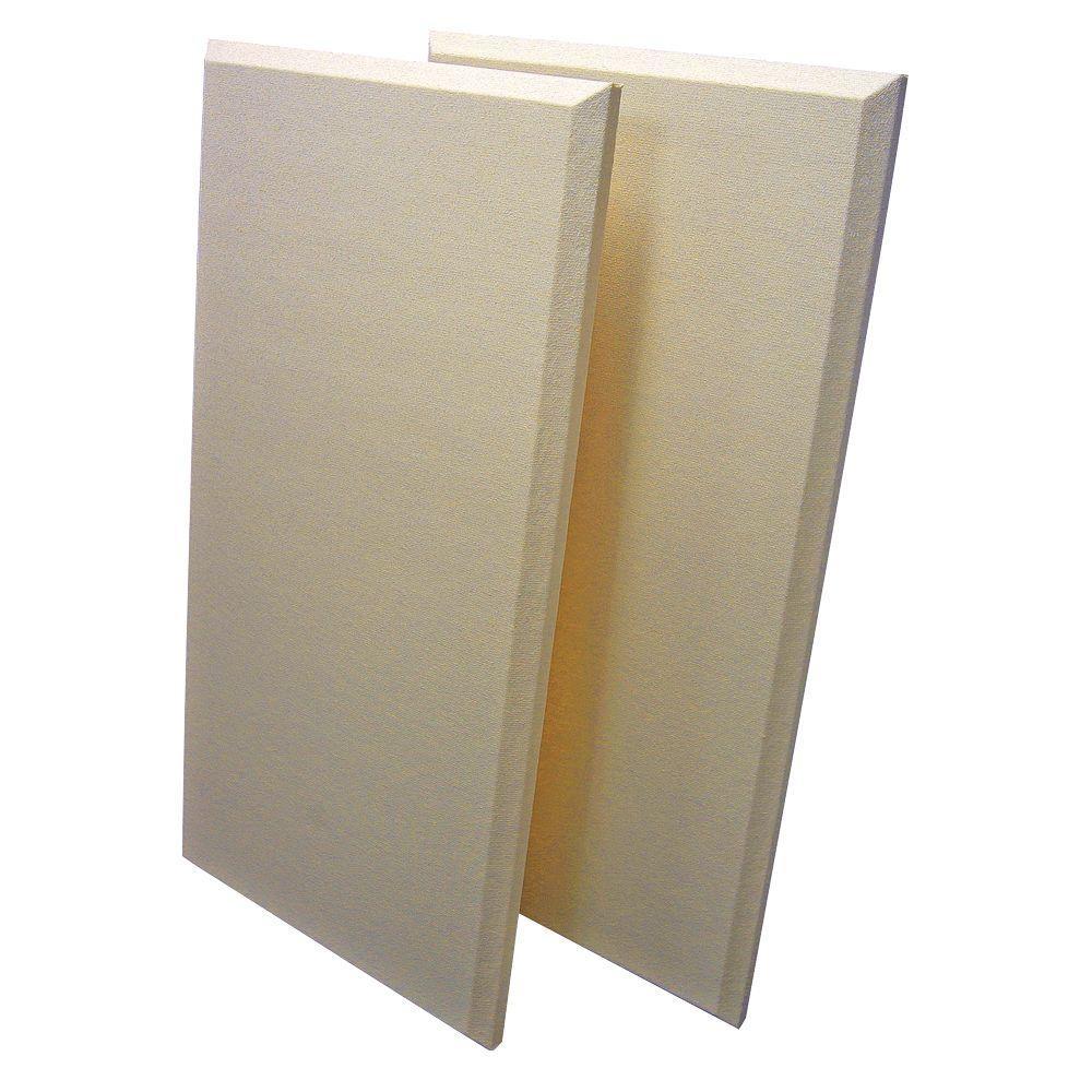 Auralex 2 ft. W x 4 ft. L x 2 in. H C24 ProPanel - Sandstone
