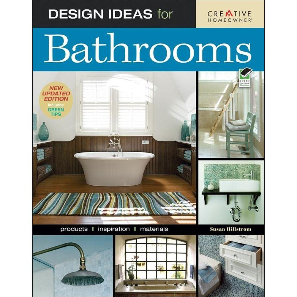 null Design Ideas for Bathrooms (New, Updated) Book