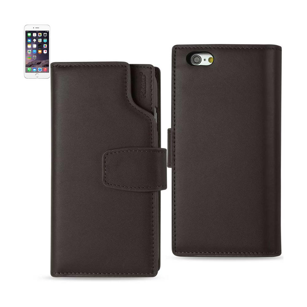 iPhone 6/6S Genuine Leather Design Case in Umber (Brown)