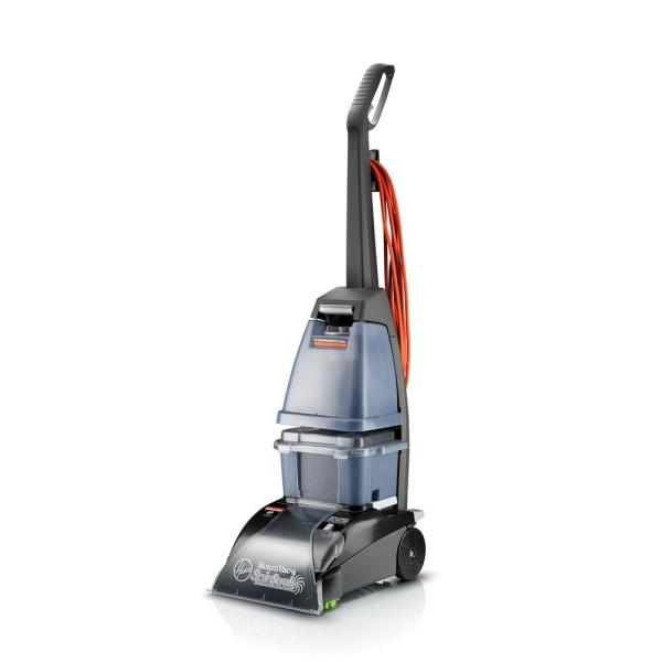 Hoover Commercial Upright Carpet Cleaner C3820 The Home Depot