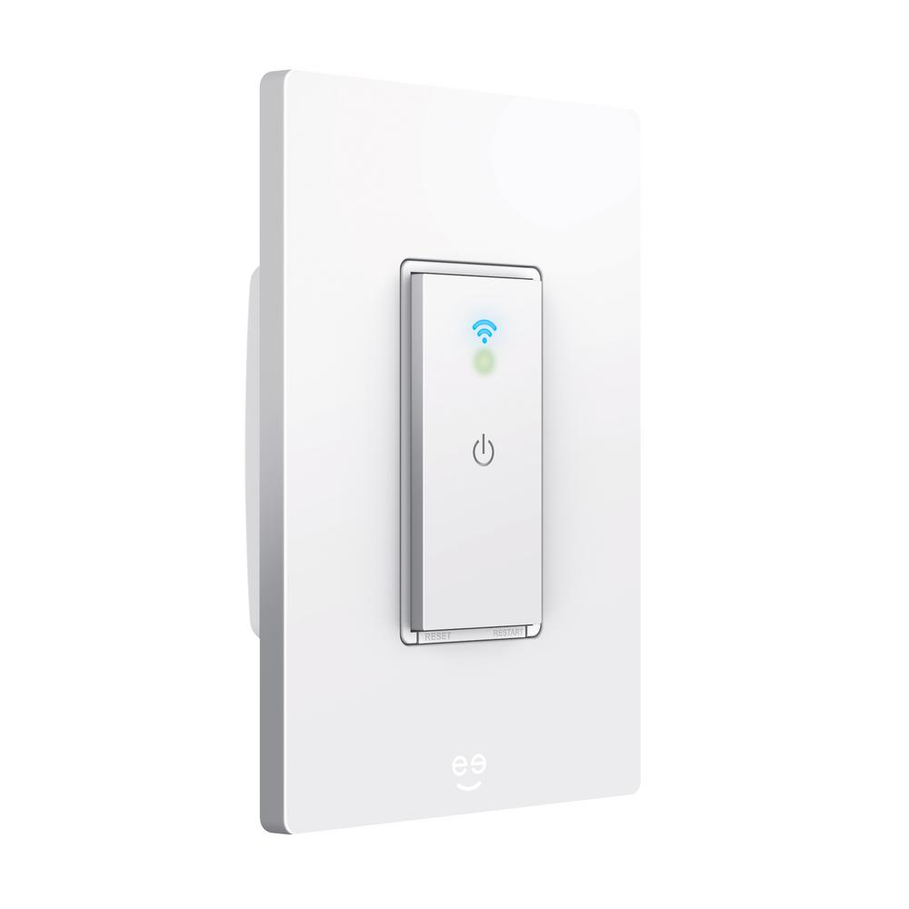 Geeni Tap Alexa Google Smart Wi Fi Light Switch Control