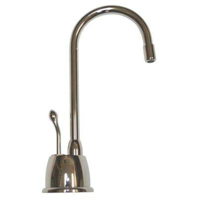 Forever Hot Single-Handle Instant Hot Water Dispenser in Polished Chrome