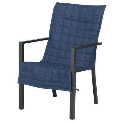 Montlake FadeSafe 45 in. L x 20 in. W Patio Chair Slipcover