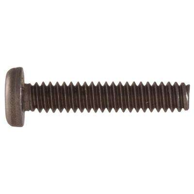 #6-32 x 1-1/2 in. Spanner Pan-Head Machine Screws (15-Pack)