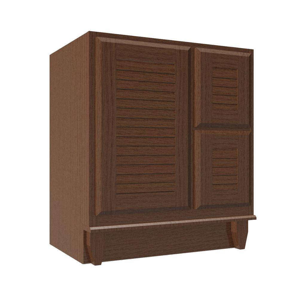 Anderby Creek 30 in. Vanity Cabinet Only in Storm