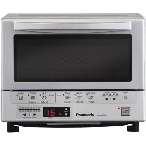 Panasonic FlashXpress Silver Toaster Oven by Panasonic